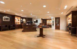 Crockett & Jones Canary Wharf
